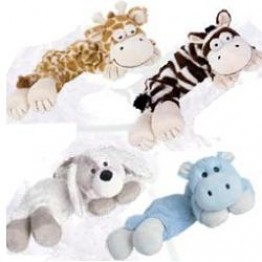 Warmies Peluche Term Zebra Col