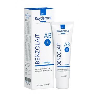Benzolait 5 Emulgel Acne 30