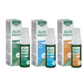 Aloe Fresh Alito Fresco Spr 15