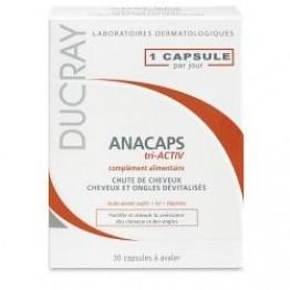 Anacaps Triactiv 30 cps Ducray