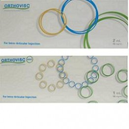Orthovisc Sir 2ml 15mg/ml 1pz