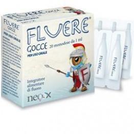 Fluere Gocce 20f 1ml