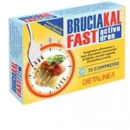 Bruciakal Fast Active Dren30cp