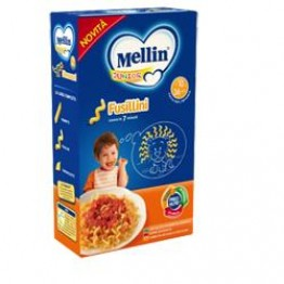 Mellin Junior Fusillini 280g