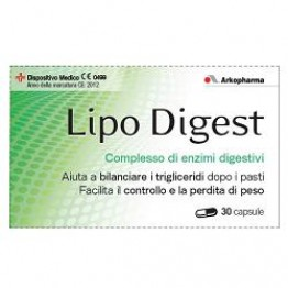 Lipo Digest 30cps