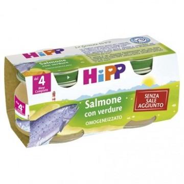 Hipp Omog Salmone/verd2x80