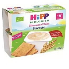 Hipp Bio Merenda Latte Bisc