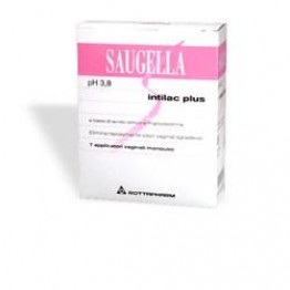 Saugella Intilac Plus 5ml