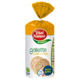 Gallette Mais Bio 135g