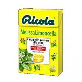 Ricola Melissa Lim S/zucch 50g