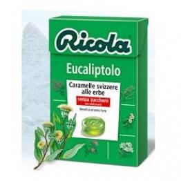 Ricola Caram Eucaliptolo 50g