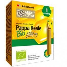 Pappa Reale Bio 1500mg 10fl