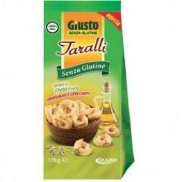 Giusto S/g Taralli Finocc 175g