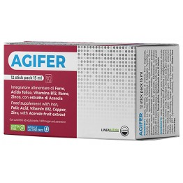 Agifer 12stick 15ml