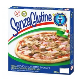Pizza Prosc/funghi Surg 415g
