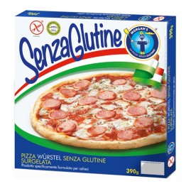 Pizza Wurstel Surg 390g