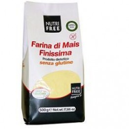 Nutrifree Farina Mais Fina500g