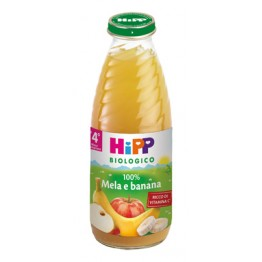 Hipp Succo Mela/banana 500ml