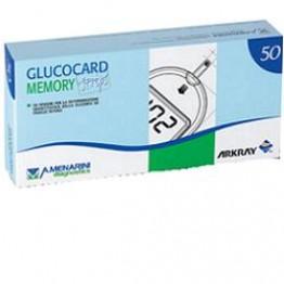 Glucocard Memory Strips 50str