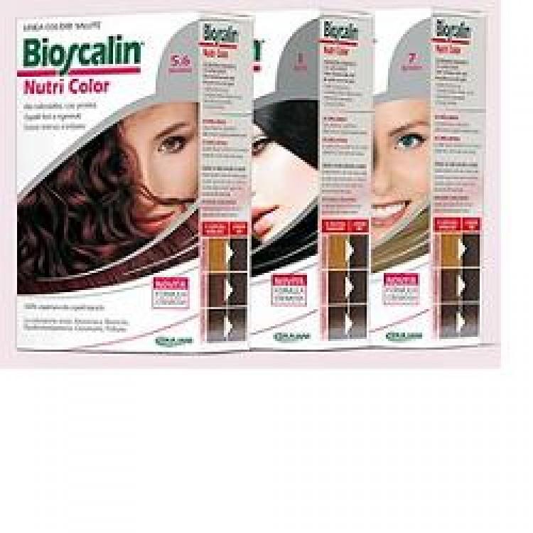 Bioscalin Nutri Color New 5.3 Tinta Capelli Castano Chiaro Dorato 744269896e9c