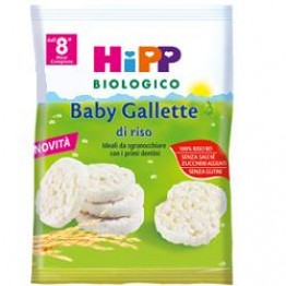 Hipp Baby Gallette 40g