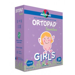 Cer Ortopad Cotton Girls J 20p