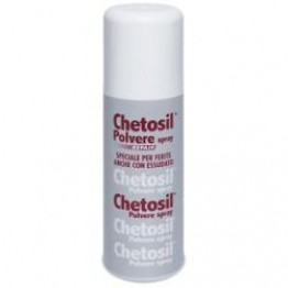 Afom Chetosil Polvere Spray Antimicrobiotico 125ml