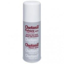 Afom Chetosil Polvere Spray Antimicrobiotico 125ml