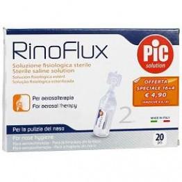 Rinoflux Sol Fisiol 20f 2ml
