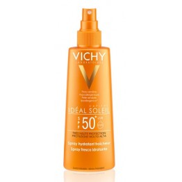 Vichy Ideal Soleil Spray Solare Corpo Spf50