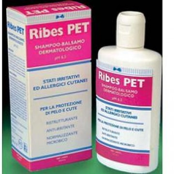 Ribes Pet Shampoo/bals 200ml
