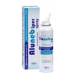 Aluneb Spray sol ipertonica 125ml