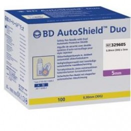 Ago Bd Autoshield Duo G30 5mm
