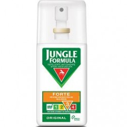 Jungle Formula Forte Spray Anti-Zanzare Original