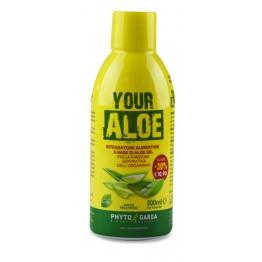 Aloe Vera Pg Succo 500ml