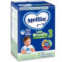 Mellin Latte Crescita 3 700g