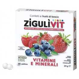 Ziguli Vit Fruttibosco 40conf