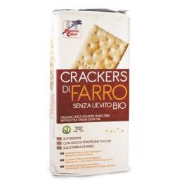 Crackers Farro S/liev Bio 280g