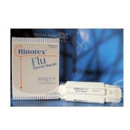 Rinorex Flu Doccia Nasale 10fl