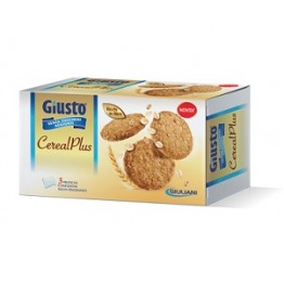 Giusto S/zucch Cereal Plus210g