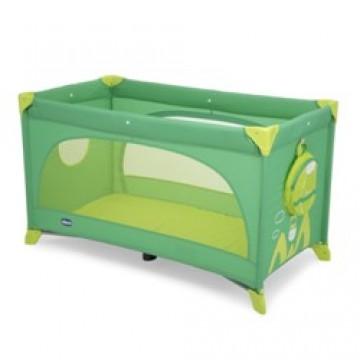 Ch Lettino Easy Sleep Verde
