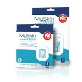 Cer Myskin Ferite 10x8cm 3pz