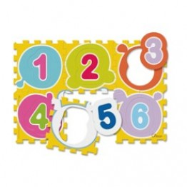 Ch First Numbers Puzzle