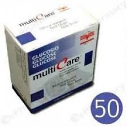 Multicare Glucosio 50str