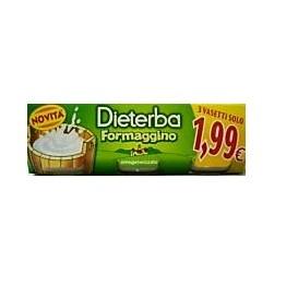 Dieterba Omog Formaggio 3x80g