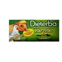 Dieterba Omog Vitel/pollo3x80g
