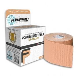 Kinesio Tape Elastico Tex Gold Beige Cm5x5mt