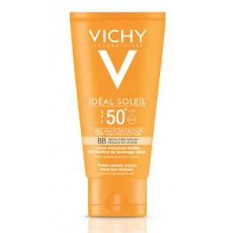Vichy Ideal Soleil Dry Touch Bb Emuls Colorata Spf50