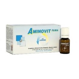 Aminovit Fama Carnosina 10fl