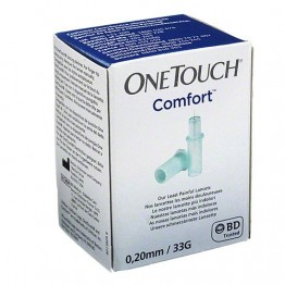 Onetouch Comfort Lancette 50pz